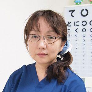 眼科専門医 医長 立花 都子